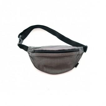 FINSTER hipbag black mesh