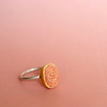 minischmidt miniSTULLE Ring belegte Brötchen
