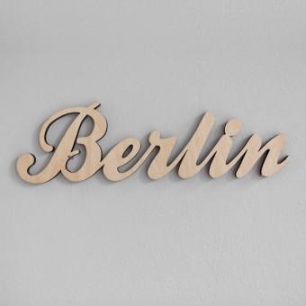 MOTIVSCHNITT Berlin Wandobjekt (natur)