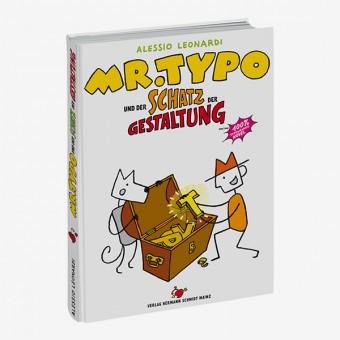 Verlag Hermann Schmidt Mr. Typo und der Schatz der Gestaltung