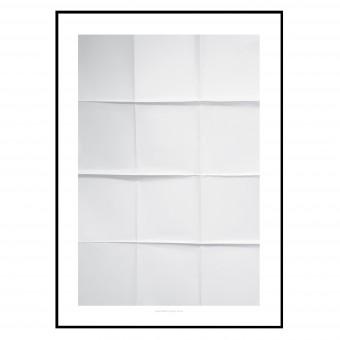 na.hili paper GRID Artprint 50x70 Poster