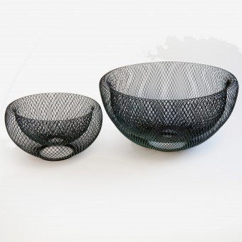 The Fundamental Group NEST BOWL (black)