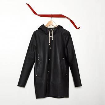 NEUVONFRISCH BENDER L - modulare Wandhaken-Garderobe (in verschiedenen Farben)