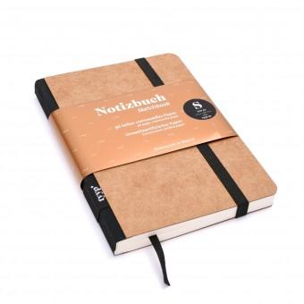 Notizbuch S softcover handgemacht
