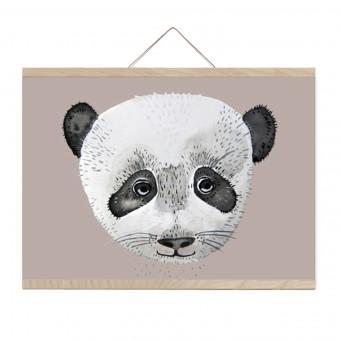 nuukk Panda Poster