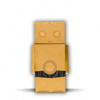 C-3PO | Star Wars | Paper Dude