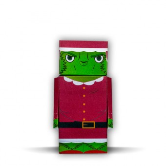 The Grinch | Paper Dude