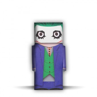 The Joker | Dark Knight | Paper Dudes