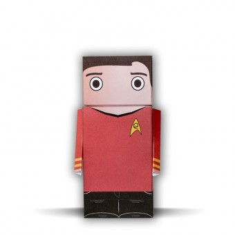 Scotty | Star Trek | Paper Dudes