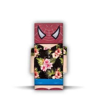 Spiderman | Tropical Artist Series | Paper Dudes