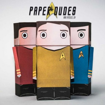 Star Trek Bundle | Paper Dudes