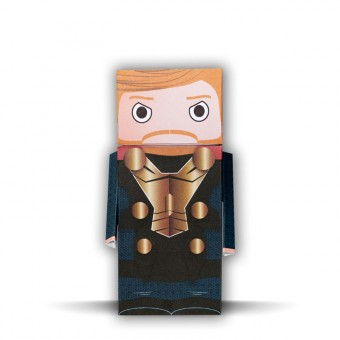 Thor Odinson | Avangers | Paper Dude