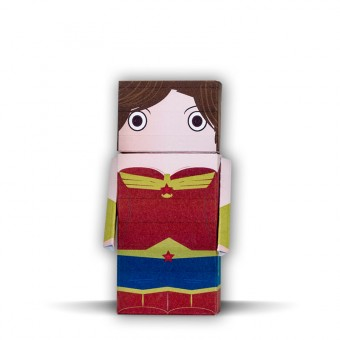 WonderDudette | Paper Dude
