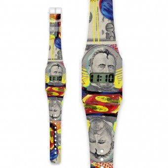 "PAPPWATCH ""MAN OF PAPER"" by Mister Malik"