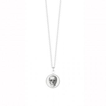 """anzu jewelry Halskette """"Schädel"""""""