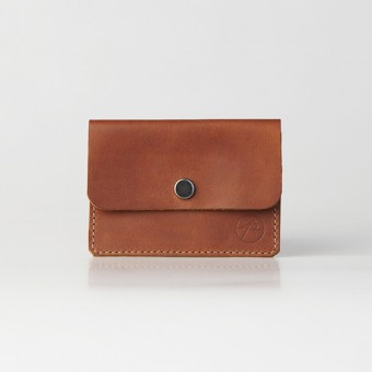 PENDLOR Lunchtime Purse (cognac)