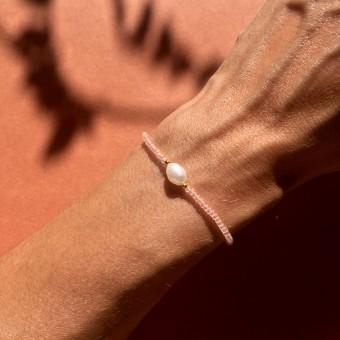 """""""petite perle"""" Armband – Weiskönig Jewelry"""