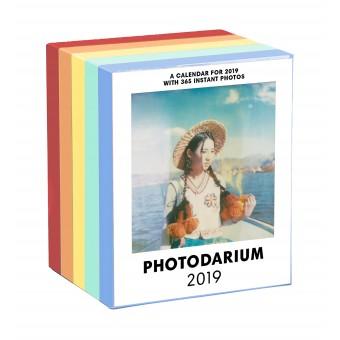 PHOTODARIUM Sofortbild-Kalender 2019 von seltmann+söhne