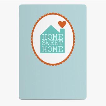 """sonst noch was? Postkarte """"Home Sweet Home"""" (3er Set)"""