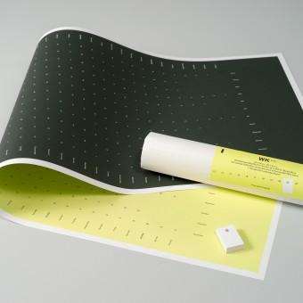 Populäre Produkte Wandkalender 2019 Blitz Yellow / Muddy Black