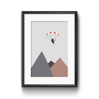 "Roadtyping ""Print Fly High"" 