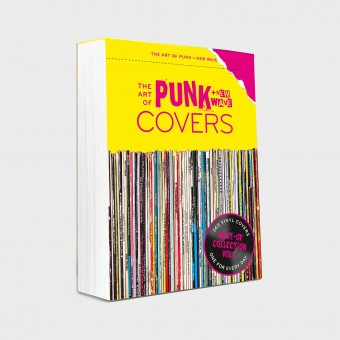 The Art of Punk + New-Wave Covers