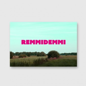 "ZEITLOOPS ""Remmidemmi"", Fineartprint"