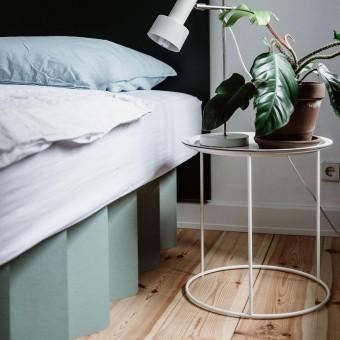 Nachhaltiges Bett 2.0 (salbei)   ROOM IN A BOX