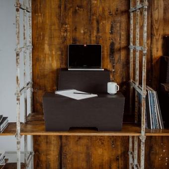 MonKey Desk Schreibtisch-Aufsatz für Stehschreibtisch - Größe M   ROOM IN A BOX