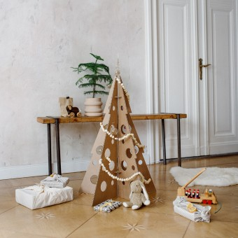 Zero Waste Weihnachtsbaum - Limited Edition | ROOM IN A BOX