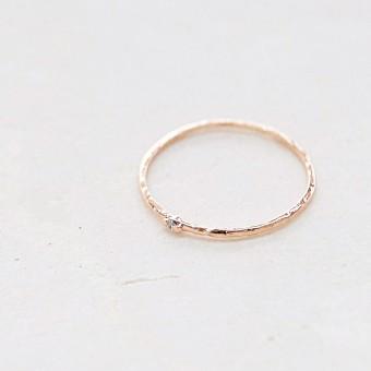 iloveblossom EYES THAT SPARKLE RING // rosé