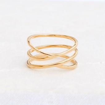 iloveblossom TRUE BEAUTY RING // gold