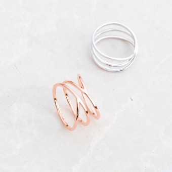 iloveblossom TRUE BEAUTY RING // rosé