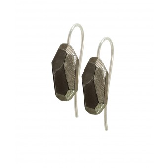 baaj Rocky Earrings Black