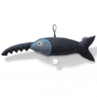 MIALI Spieluhr Sägefisch Fred 01