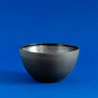 Schale, anthrazit von NOTON Keramik