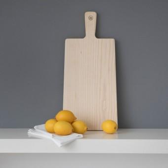 Schneidebrett und Servierbrett aus Eschenholz - Anton Doll Holzmanufaktur