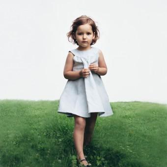 Von mignon - Das curious Kinderkleid ärmellos