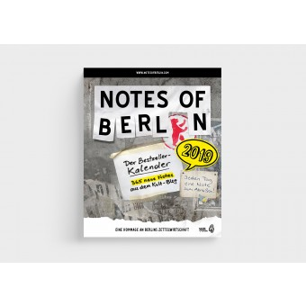 NOTES OF BERLIN 2019 von seltmann+söhne