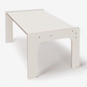 albo-products meLINO Schreibtisch (weiß)