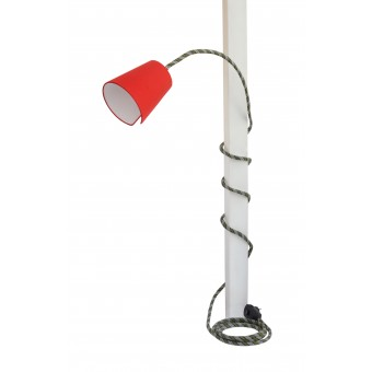 son of nils Climbing Lamp (cobra / rot)