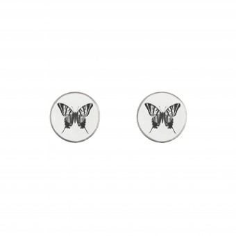 "anzu jewelry Ohrstecker ""Schmetterling"""