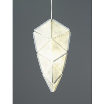 Studio Joa Herrenknecht KOGI - Leuchte Weiß