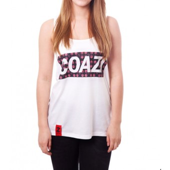 Coazi Floral Tank-Top Female