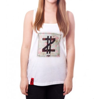 Coazi Flower Tank-Top Female