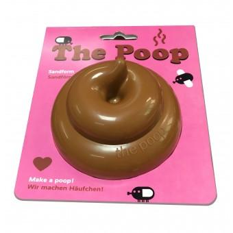 The Poop, kleines Häufchen Sandförmchen im 2er Set (Pink und Braun) - von Neue Freunde