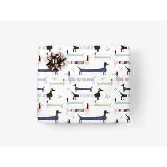 typealive / Geschenkpapier / Wiener Wrap (gefaltet)