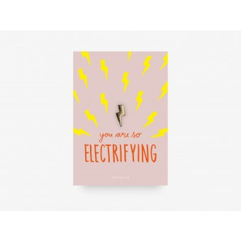 typealive / Pin / Electrifying