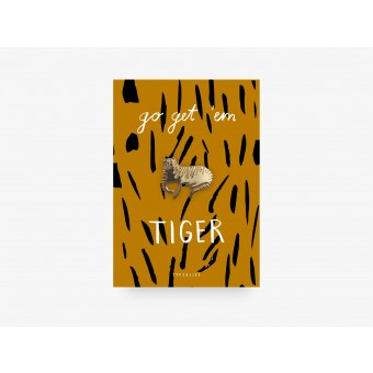 typealive / Pin / Tiger