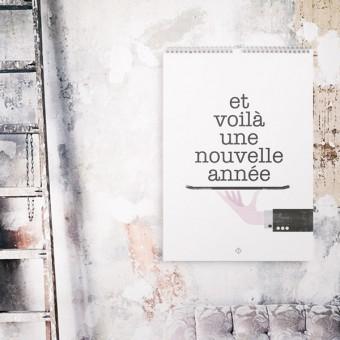 typealive Wandkalender / Prints